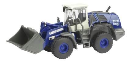 Трактор Schuco Liebh. Radlader 550 THW 1:87
