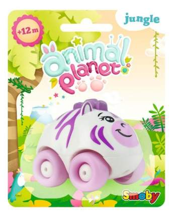 Машинка Smoby Animal Planet - Jungle