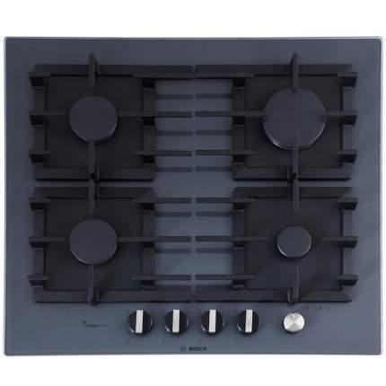 Встраиваемая варочная панель газовая Bosch PPP6A9M90 Grey