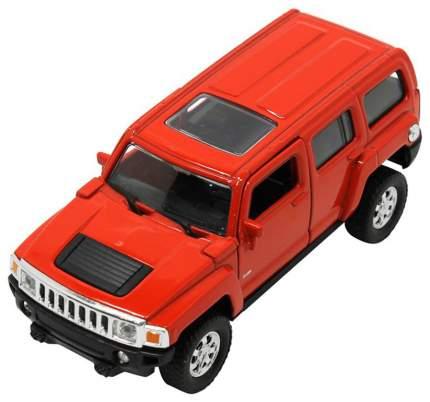 Коллекционная модель Welly Hummer H3 43629 1:34