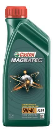 Моторное масло Castrol Magnatec 5w40 A3/B4 (1л)