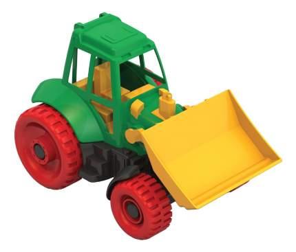 Трактор с грейдером Нордпласт