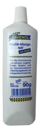 Универсальная смазка RAVENOL Hochleistungsfett m.MOS 2 (90 л) (4014835200012)