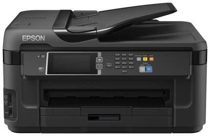 МФУ Epson WorkForce WF-7610DWF Цветная, А3