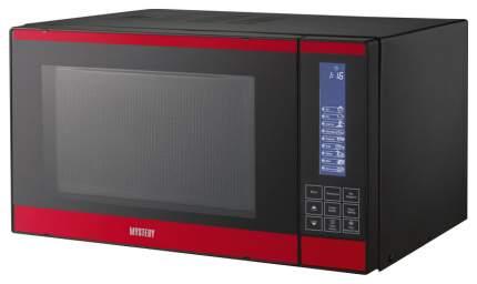 Микроволновая печь с грилем MYSTERY MMW-2021G red