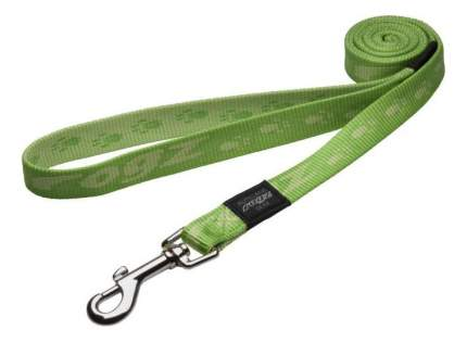 Поводок удлиненный для собак Rogz Alpinist L-20мм 1,8 м (Зеленый HLL25G)