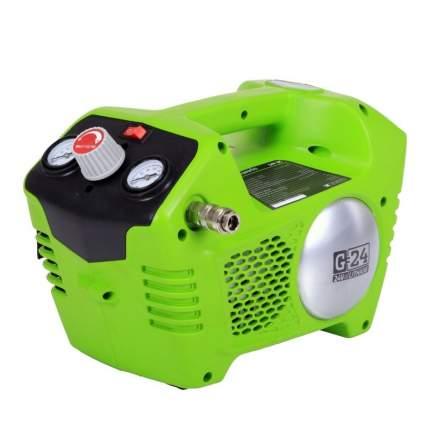Поршневой компрессор Greenworks G24AC 4100302