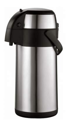 Термос Axentia Airpot 3 л серебристый/черный