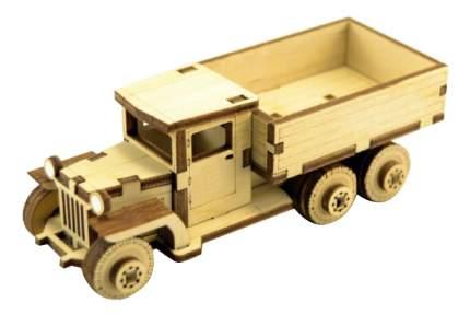 Конструктор деревянный Lemmo Советский грузовик ЗИС-5В