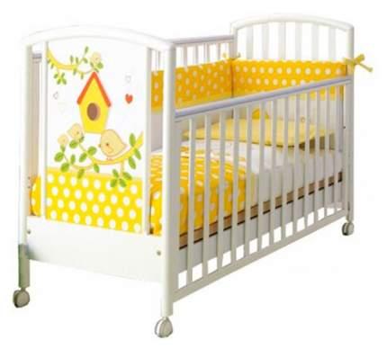 Детская кровать Pali Smart Cip Cip Multicolor