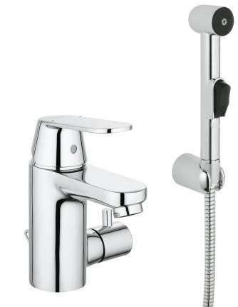 Смеситель с гигиеническим душем Grohe Eurosmart Cosmopolitan 23433000 хром
