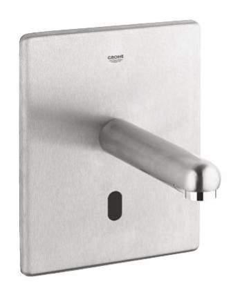 Смеситель для встраиваемой системы Grohe Europlus E 36243SD1 нержавеющая сталь