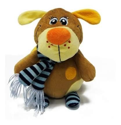 Мягкая игрушка Maxitoys Серия Пузики Собака, 20 см