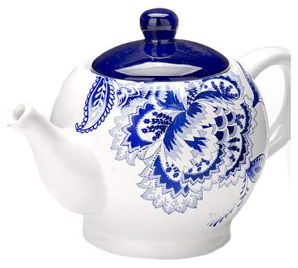 24823 Заварочный чайник 930мл с/кр керам LR (х18)