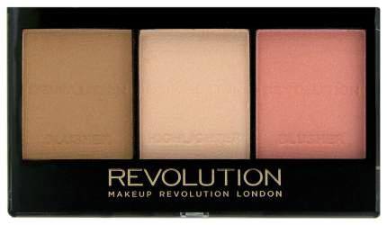 Наборы для макияжа MAKEUP REVOLUTION Ultra Sculpt & Contour Kit C01 Ultra Fair 11 г