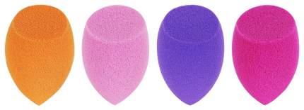 Спонж для макияжа REAL TECHNIQUES 4 Miracle Mini Complexion Sponges 4 шт