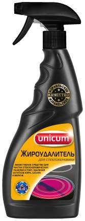 Чистящее средство Unicum для чистки стеклокерамических плит 750 мл
