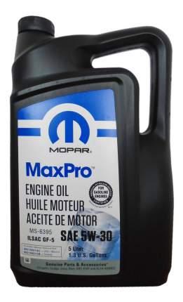 Моторное масло Chrysler Mopar MaxPro SAE 5W-30 5л