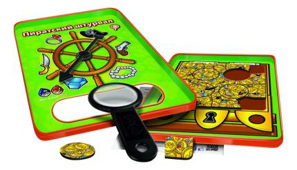Магнитная игра Mack&Zack Пиратские Сокровища