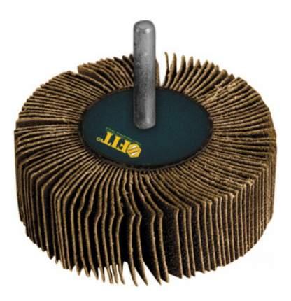 Круг лепестковый для дрелей, шуруповертов FIT 39604