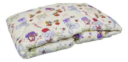 Одеяло детское Папитто Одеяло стеганое 110х140 файбертек