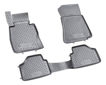 Комплект ковриков в салон автомобиля Autofamily для BMW (NLC.05.15.210kh)