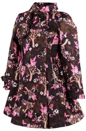 Пальто для девочек Huppa 1210BS15, р.104 цвет 791