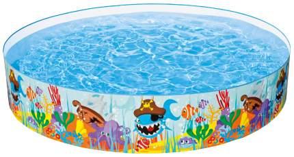 Бассейн каркасный INTEX Камбала 244х46 см (56453)