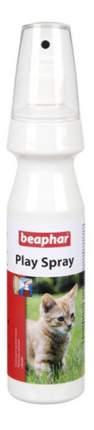 Beaphar Play Spray Спрей для привлечения кошек к предметам, 150 мл