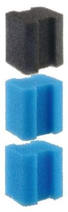 Губка для внутреннего фильтра Ferplast для BLUMODULAR, уголь, поролон, 3 шт, 90 г