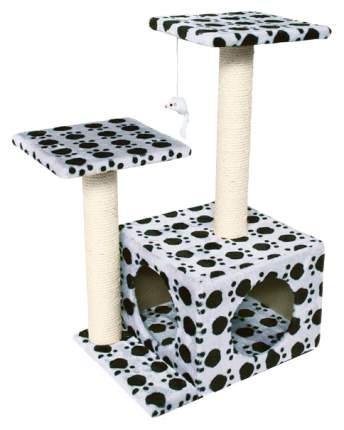 Комплекс для кошек Triol 3ур. 70см 43см