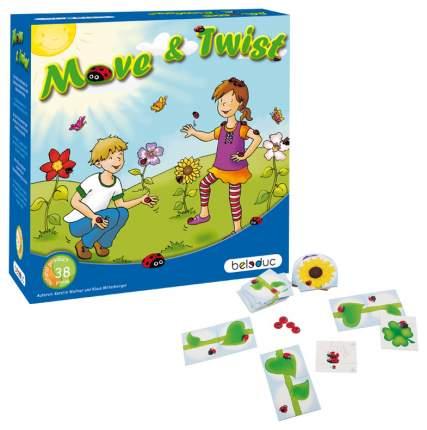 Семейная настольная игра Beleduc 22421