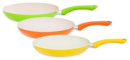 Сковорода Attribute AFE124 Желтый, зеленый, оранжевый