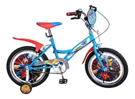 Велосипед Navigator 2017 onesize Superman голубой, красный ВН18080