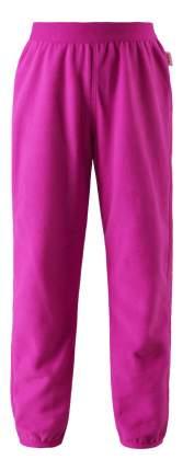 Брюки Reima флисовые для девочки Argelius pink р.140