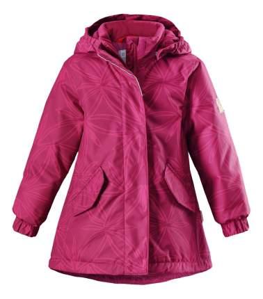Куртка Reima Reimatec winter jacket Jousi малиновая р.128
