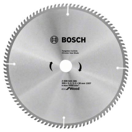 Диск по дереву Bosch ECO WO 305x30-100T 2608644386