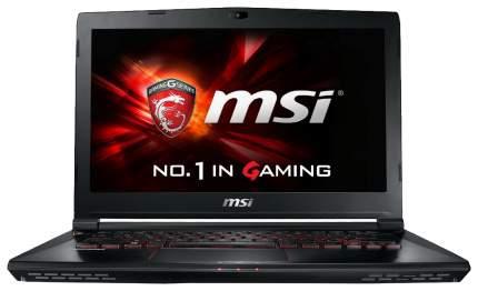 Ноутбук игровой MSI GS43VR 7RE-094RU 9S7-14A332-094