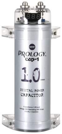 Конденсатор для автоакустики Prology CAP-1.0 PRCAP10 1Ф