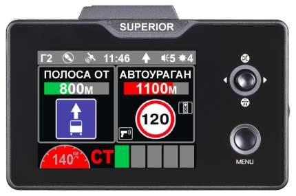 Радар детектор Intego SUPERIOR с модулем GPS