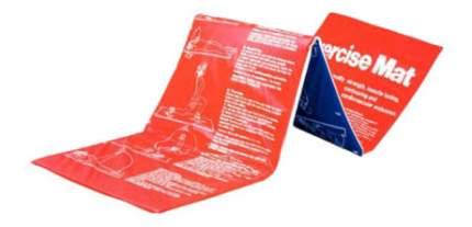 Коврик для фитнеса складной RJ0814 красно-синий 22 мм