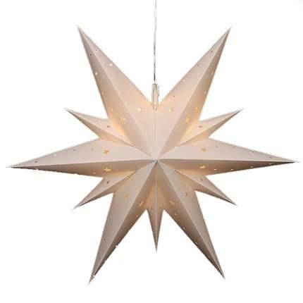 Sigro Светильник подвесной Звезда Вифлеемская 60 см белая, LED подсветка 83 3000