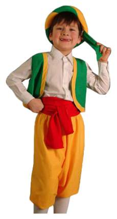 Карнавальный костюм Бока Алладин 1107 рост 116 см