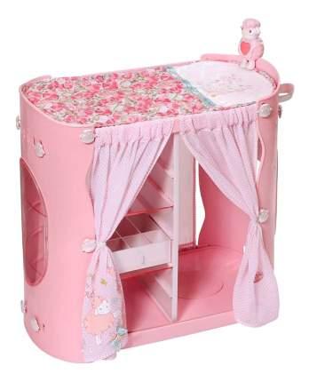 Гардероб с пеленальным столиком для Baby Annabell 794-111 Zapf Creation