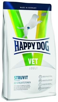 Сухой корм для собак Happy Dog Vet Adult Struvit, при МКБ со струвитами, птица, 1кг