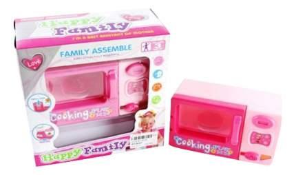Микроволновая печь игрушечная Shantou Gepai Happy Family 8129