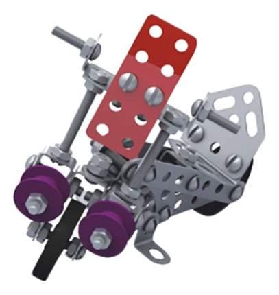 Конструктор металлический с подвижными деталями Мотоцикл Тридевятое царство 2027