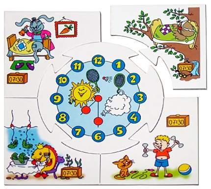 Пазлы Десятое Королевство Учись, играя Время 00061