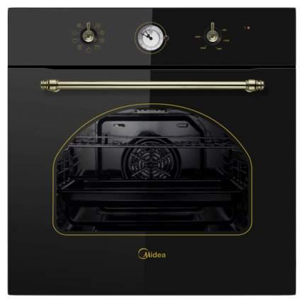 Встраиваемый электрический духовой шкаф Midea MO58100RGB-B Black