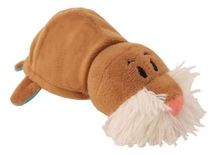 Мягкая игрушка 1 TOY Вывернушка плюшевая Морж Дельфин 20 см